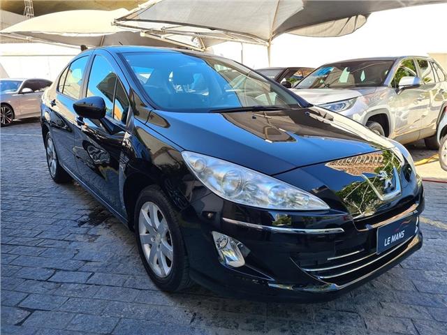PEUGEOT 408 2.0 ALLURE 16V FLEX 4P AUTOMÁTICO