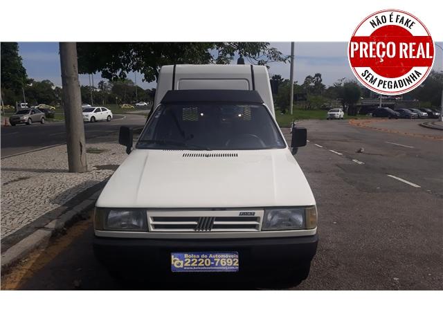 FIAT FIORINO 1.0 FURGÃO 8V GASOLINA 2P MANUAL