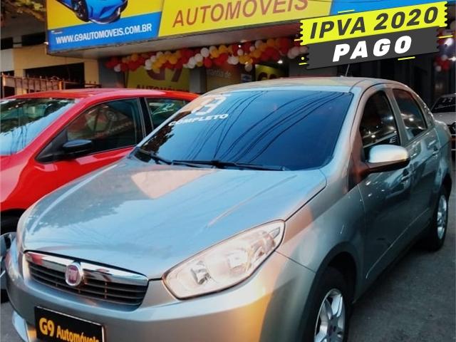 FIAT SIENA 1.4 MPI ATTRACTIVE 8V FLEX 4P MANUAL