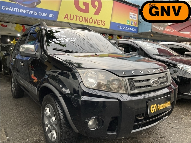 FORD ECOSPORT 1.6 FREESTYLE 8V FLEX 4P MANUAL