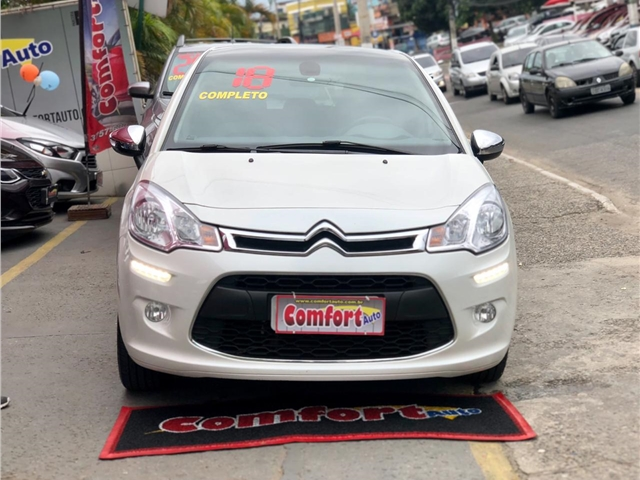 CITROEN C3 1.6 VTI 120 FLEX START EXCLUSIVE EAT6