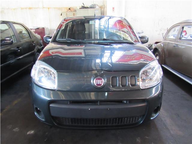 FIAT UNO 1.0 EVO VIVACE 8V FLEX 4P MANUAL