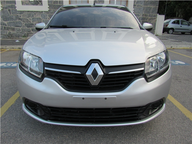 RENAULT LOGAN 1.6 EXPRESSION 8V FLEX 4P MANUAL