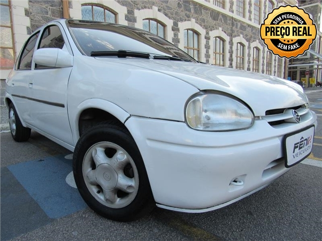 CHEVROLET CORSA 1.0 MPFI SUPER SEDAN 8V GASOLINA 4P MANUAL