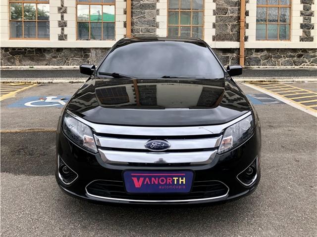 FORD FUSION 3.0 SEL AWD V6 24V GASOLINA 4P AUTOMÁTICO