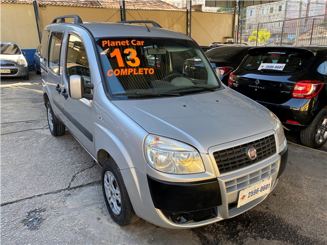 FIAT DOBLO 1.8 MPI ESSENCE 16V FLEX 4P MANUAL