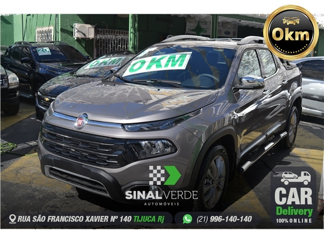 FIAT TORO 2.0 16V TURBO DIESEL ULTRA 4WD AT9