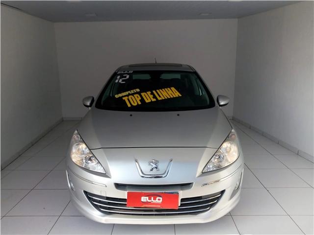 PEUGEOT 408 2.0 GRIFFE 16V FLEX 4P AUTOMÁTICO