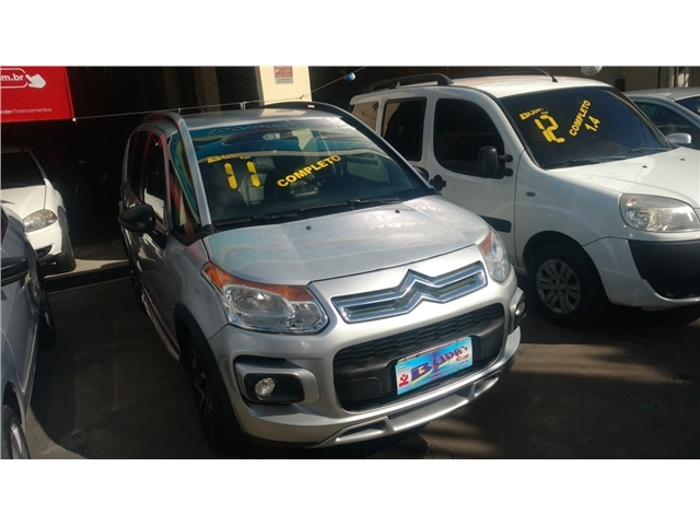CITROEN C3 1.6 EXCLUSIVE 16V FLEX 4P MANUAL