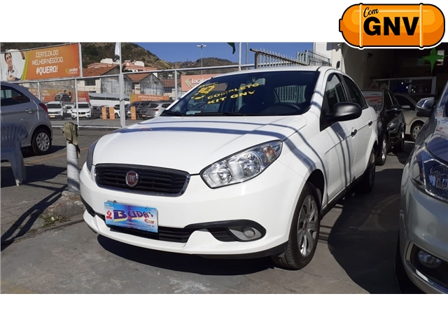 FIAT GRAND SIENA 1.4 MPI ATTRACTIVE GNV 4P MANUAL