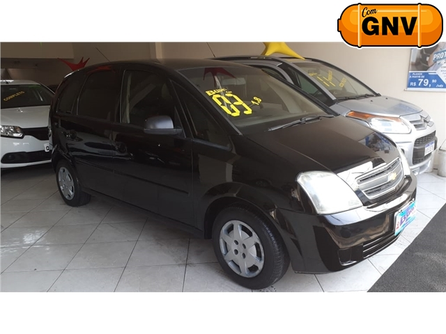 CHEVROLET MERIVA 1.8 MPFI 16V GASOLINA 4P MANUAL