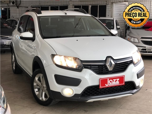 RENAULT SANDERO 1.6 16V SCE FLEX STEPWAY DYNAMIQUE MANUAL