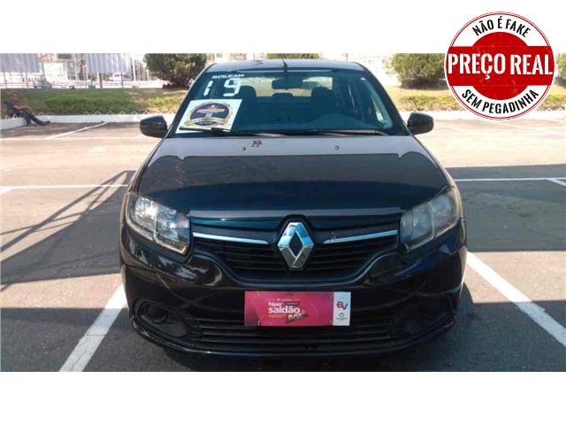 RENAULT LOGAN 1.6 16V SCE FLEX EXPRESSION MANUAL