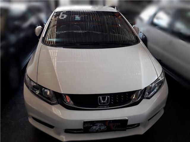 HONDA CIVIC 2.0 LXR 16V FLEX 4P AUTOMÁTICO