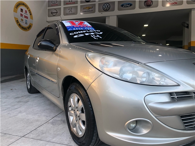 PEUGEOT 207 1.4 XR PASSION SPORT 8V FLEX 4P MANUAL