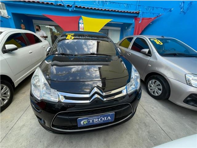 CITROEN C3 1.6 EXCLUSIVE 16V FLEX 4P AUTOMÁTICO