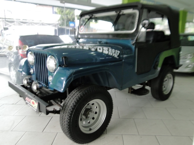 FORD JEEP CJ-5