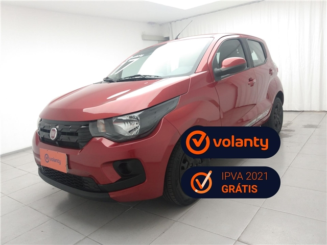 FIAT MOBI 1.0 8V EVO FLEX LIKE. ON MANUAL