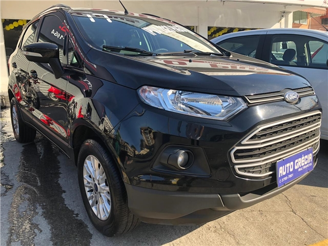 FORD ECOSPORT 1.6 SE 16V FLEX 4P MANUAL