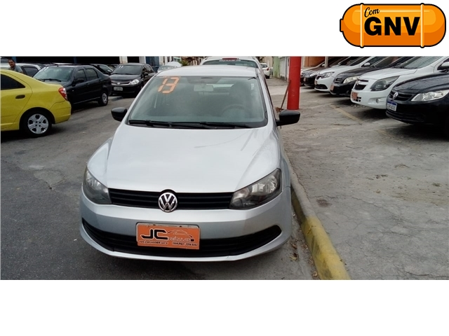 VOLKSWAGEN GOL 1.0 TEC 8V FLEX 4P MANUAL