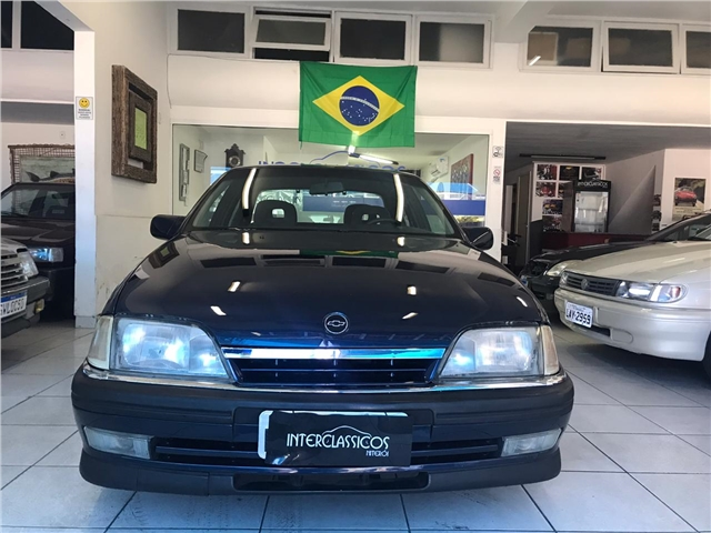 CHEVROLET OMEGA 3.0 MPFI CD 12V GASOLINA 4P MANUAL