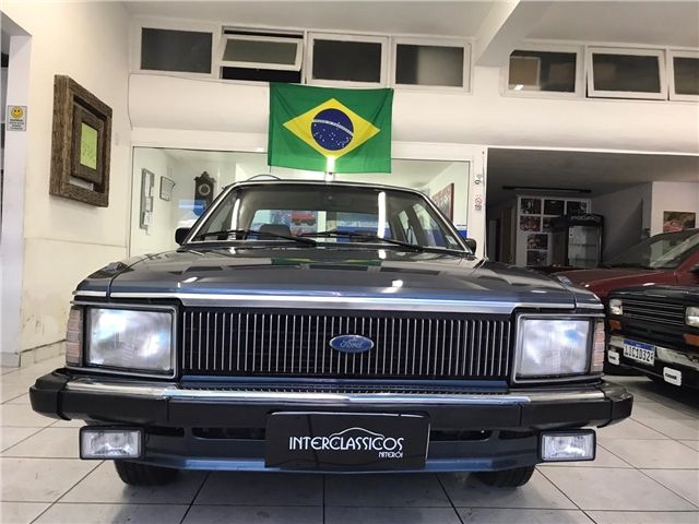 FORD DEL REY 1.6 OURO 8V ÁLCOOL 4P MANUAL