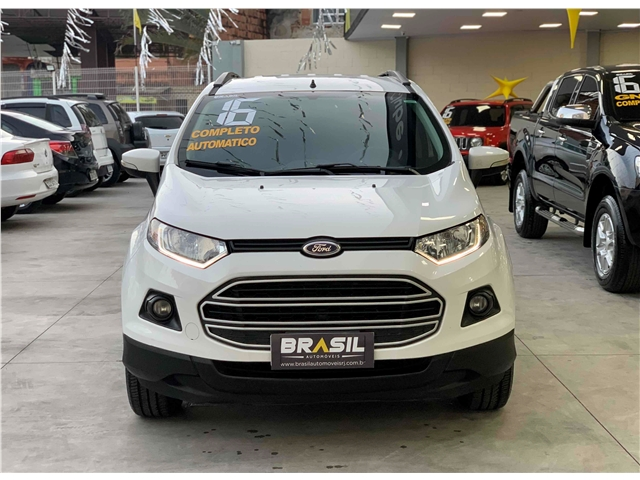 FORD ECOSPORT 1.6 SE 16V FLEX 4P POWERSHIFT
