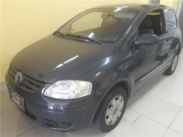 VOLKSWAGEN FOX 1.0 MI CITY 8V FLEX 2P MANUAL