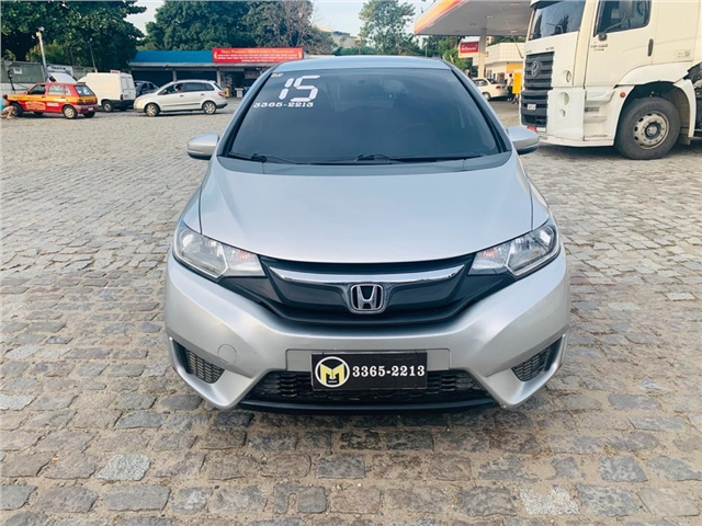 HONDA FIT 1.5 LX 16V FLEX 4P MANUAL