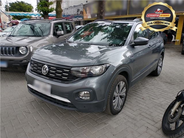 VOLKSWAGEN T-CROSS 1.0 200 TSI TOTAL FLEX MANUAL