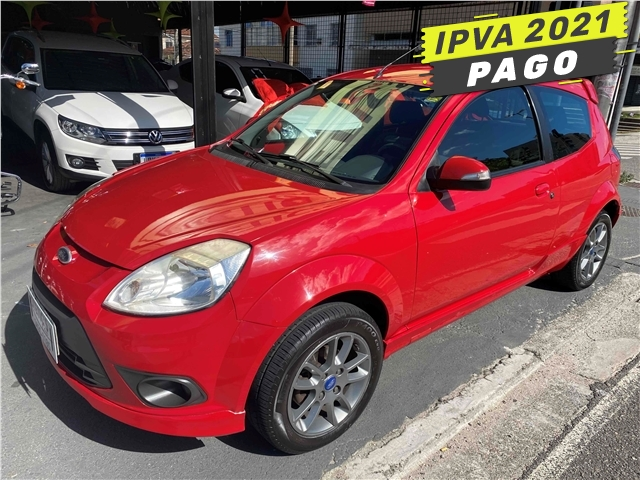 FORD KA 1.6 MPI SPORT 8V FLEX 2P MANUAL