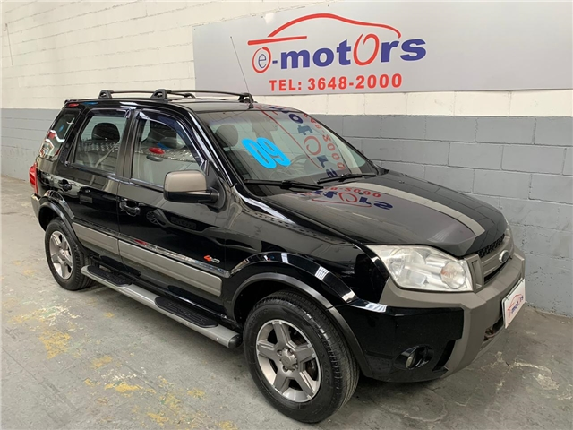 FORD ECOSPORT 2.0 4WD 16V FLEX 4P MANUAL