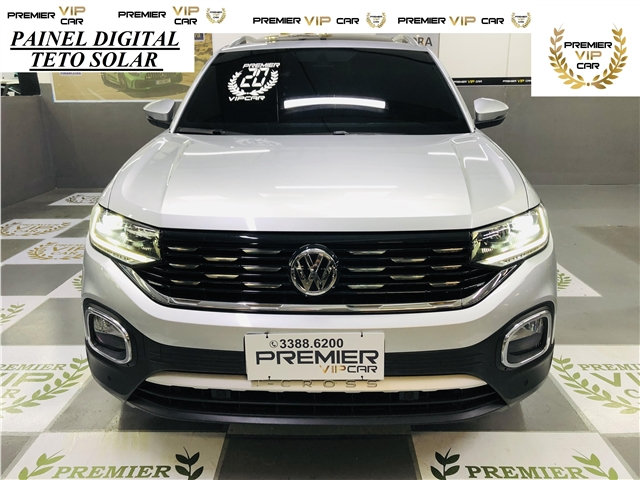 VOLKSWAGEN T-CROSS 1.4 250 TSI TOTAL FLEX HIGHLINE AUTOMÁTICO