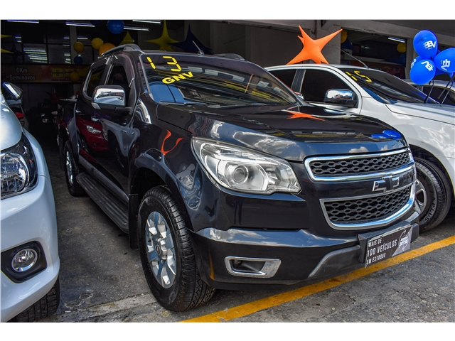 CHEVROLET S10 2.4 MPFI LTZ 4X2 CD 8V FLEX 4P MANUAL