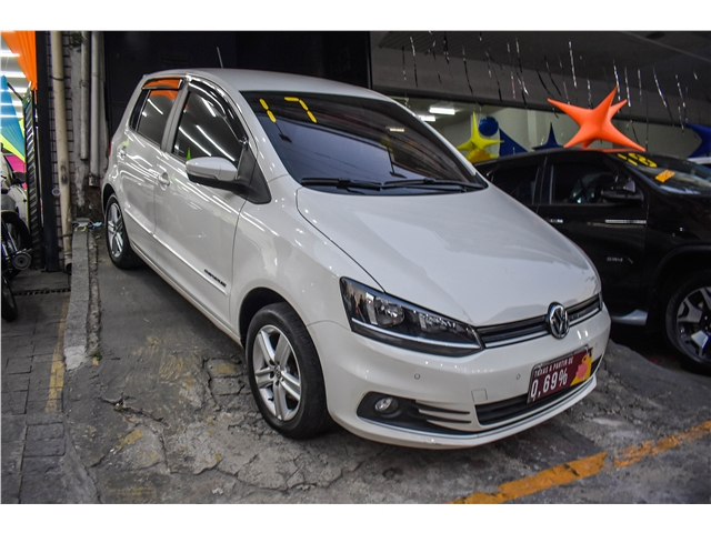VOLKSWAGEN FOX 1.0 MPI COMFORTLINE 12V FLEX 4P MANUAL